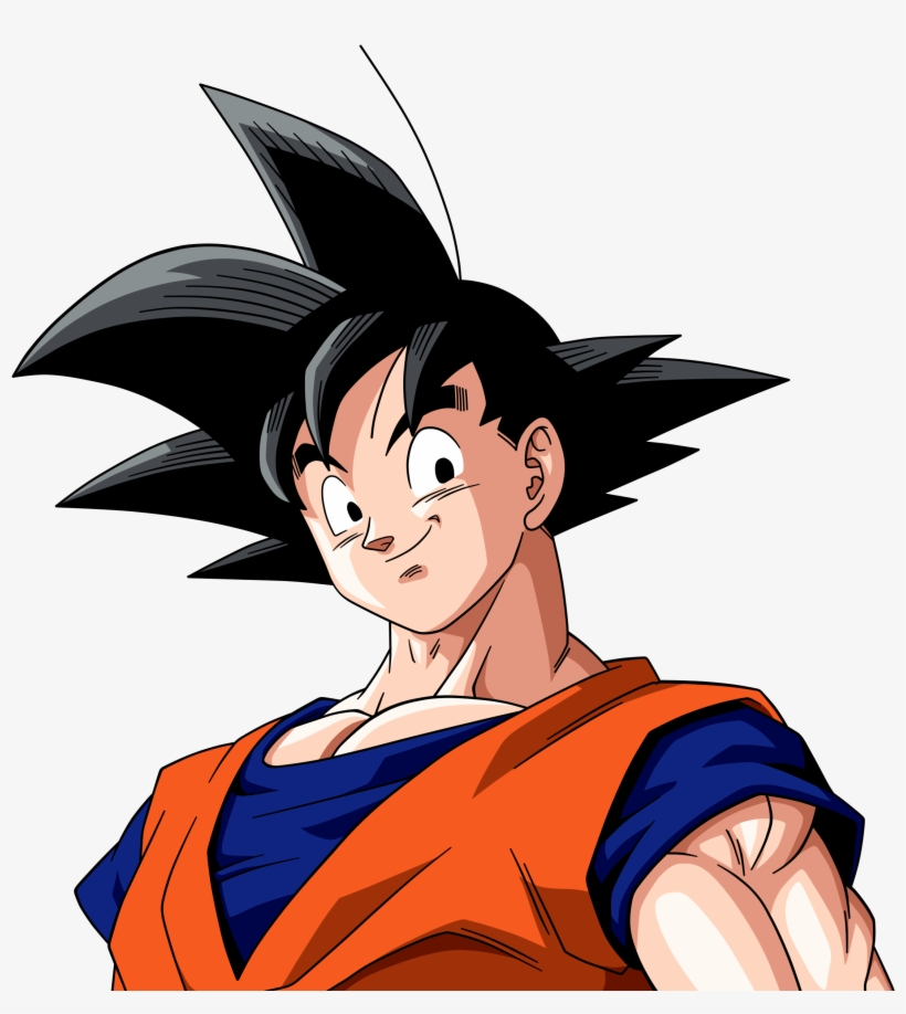 Goku Face Transparent Png Sticker - Dragon Ball Z - The Complete Collection : Remastered, transparent png #198329