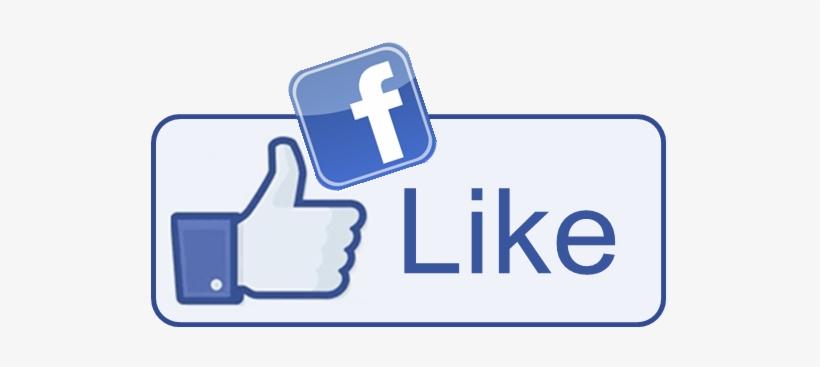 Like Facebook Png - Logo Like Facebook Png, transparent png #198413