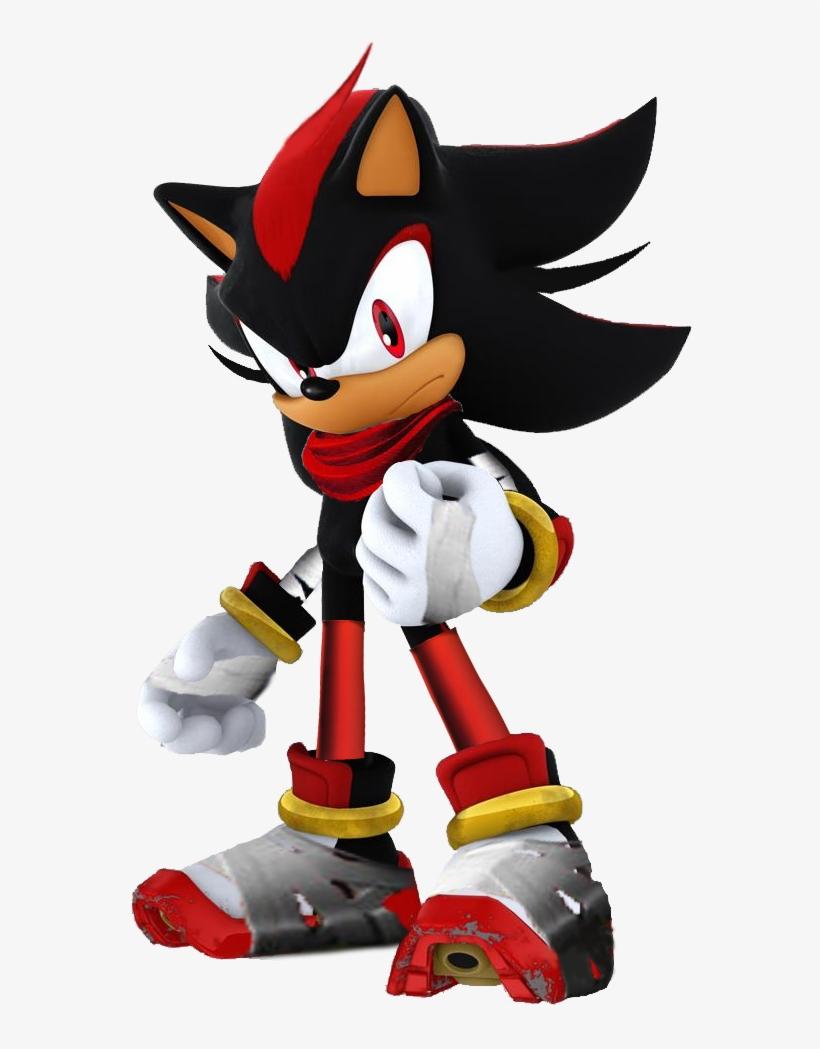Shadow Sonic Boom - Shadow The Hedgehog Sonic Boom Png