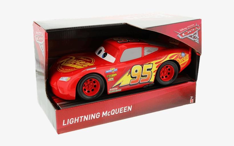Lighting Mcqueen - Cars 3 Lightning Mcqueen Toy, transparent png #198834