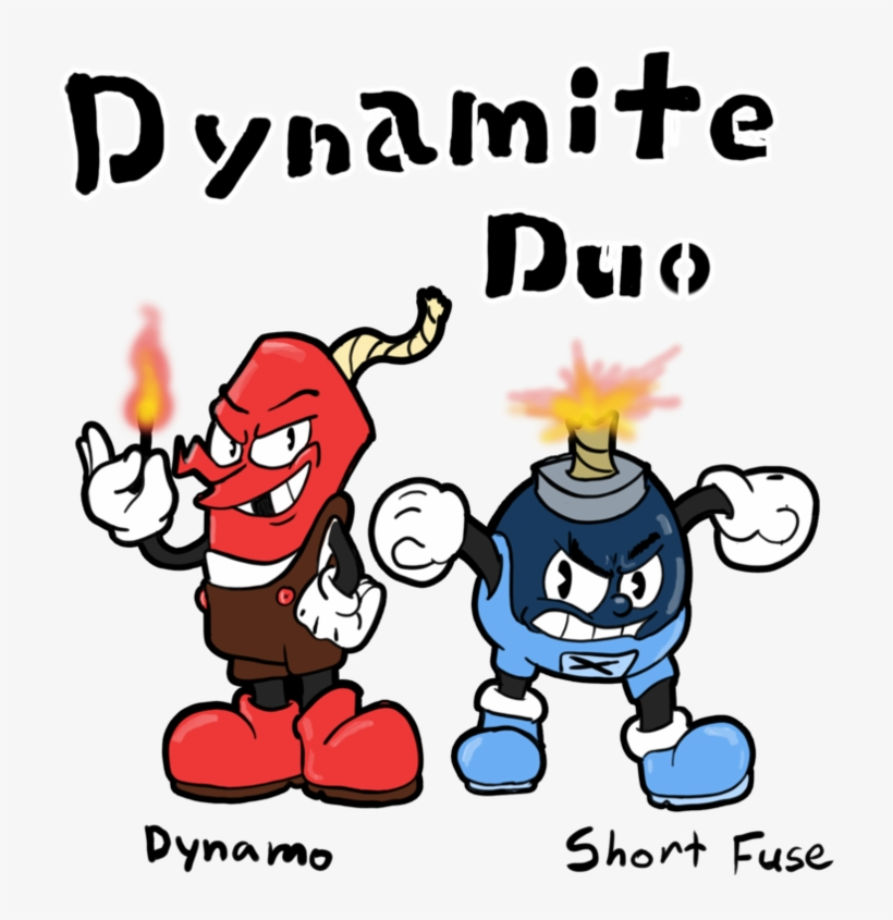 The Dynamite Duo - Video Game, transparent png #198910