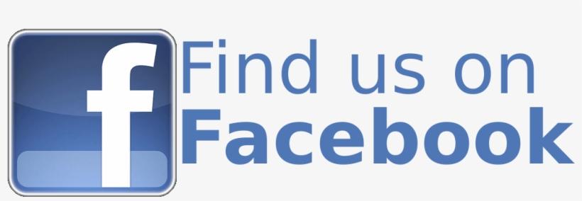 Find, Like & Share Us On Facebook - Like Us On Facebook Logo Png, transparent png #1905743
