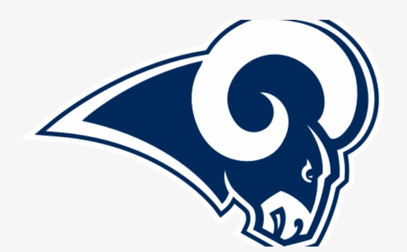 There's Still No Shaking Matt Ryan, Even In A Down - Los Angeles Rams Logo 2017, transparent png #1909009
