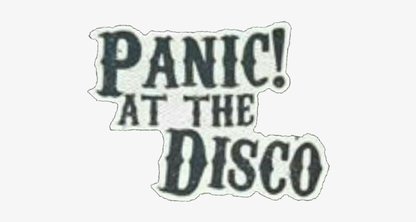 Editing, Panic At The Disco, And Panic At The Disco - Panic At The Disco Badges, transparent png #1910616