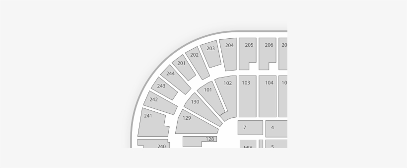 Panic At The Disco - Ppg Arena Seat Chart, transparent png #1910644