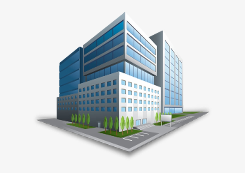 Company Building Png - Office Building Png, transparent png #1911374