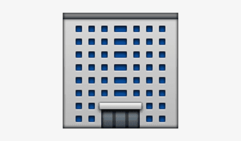 Free Png Ios Emoji Office Building Png Images Transparent - Emoji Office, transparent png #1911435