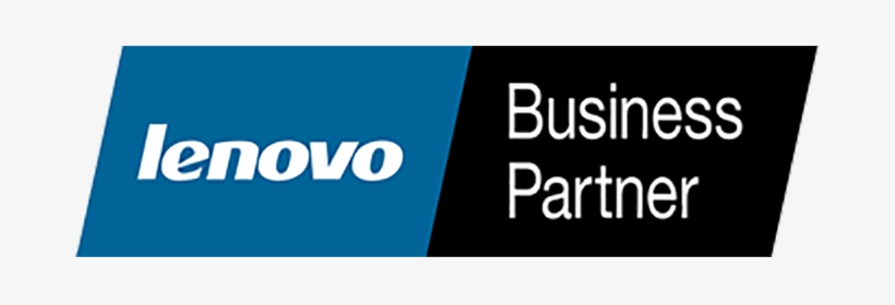 we re a lenovo partner lenovo business partner logo free transparent png download pngkey lenovo business partner logo