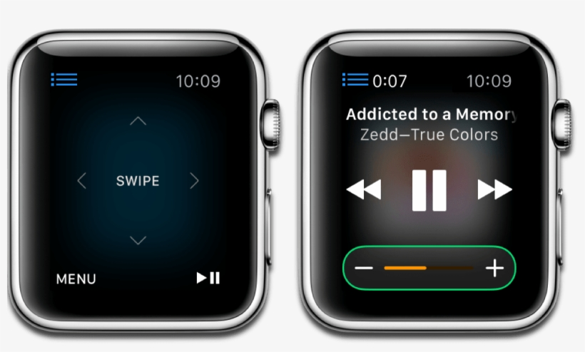 Use Your Apple Watch As An Apple Tv Or Itunes Remote - Games You Can Play On Apple Watch, transparent png #1913589