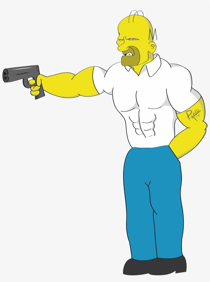 Y Dibujos De Homero Simpson Free Transparent Png Download Pngkey