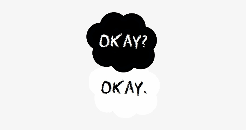 Untitled Drawing By - Okay Okay The Fault In Our Stars Png, transparent png #1920848