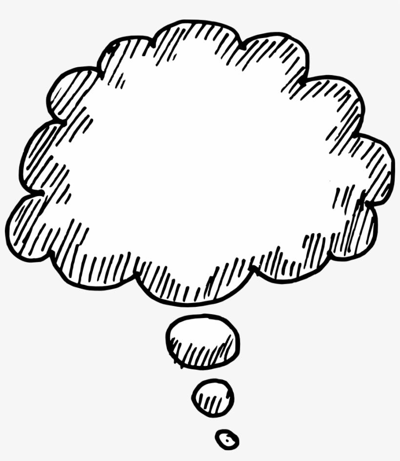 50 Hand Drawn Comic Speech Bubbles Vector - Speach Bubble Vector Png, transparent png #1923300