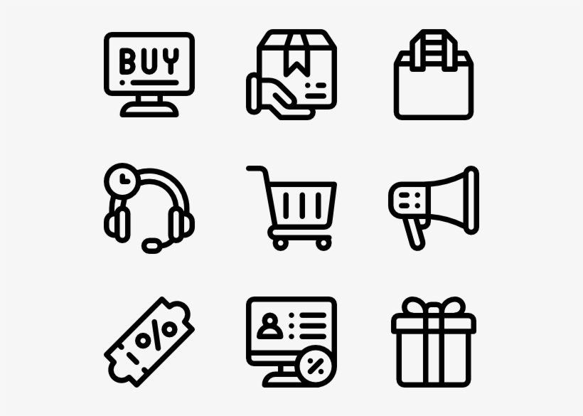 Cyber Monday - Contact Icon Png - Free Transparent PNG Download - PNGkey 777ab3e7e
