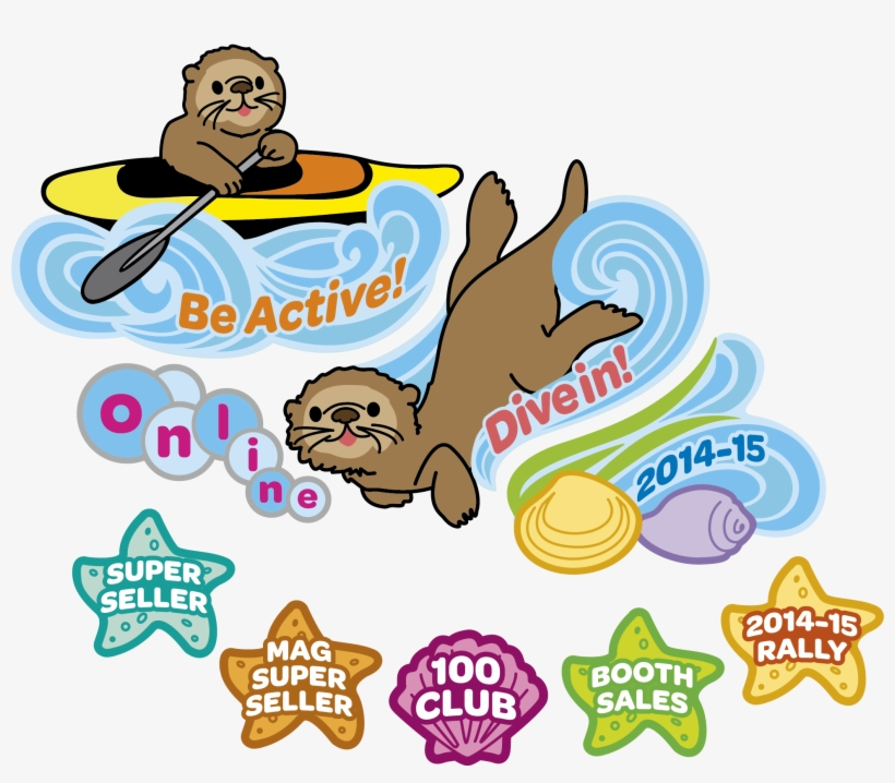 Free Stock Untitled Document All Fit Together Patches - Girl Scouts 2014 Cookie Patches, transparent png #1925463