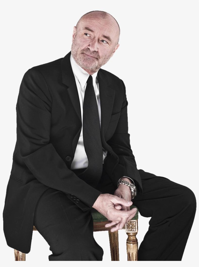 Phil Collins Tribute Show - Phil Collins Png Transp, transparent png #1925839