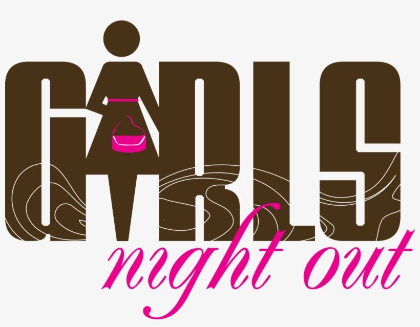 Ladies Night Cliparts - Girls Movie Night Out, transparent png #1929343