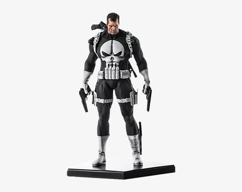 Frank Castle 1/10th Scale Statue - Punisher - 1:10 Scale Statue - Toy, transparent png #1929643