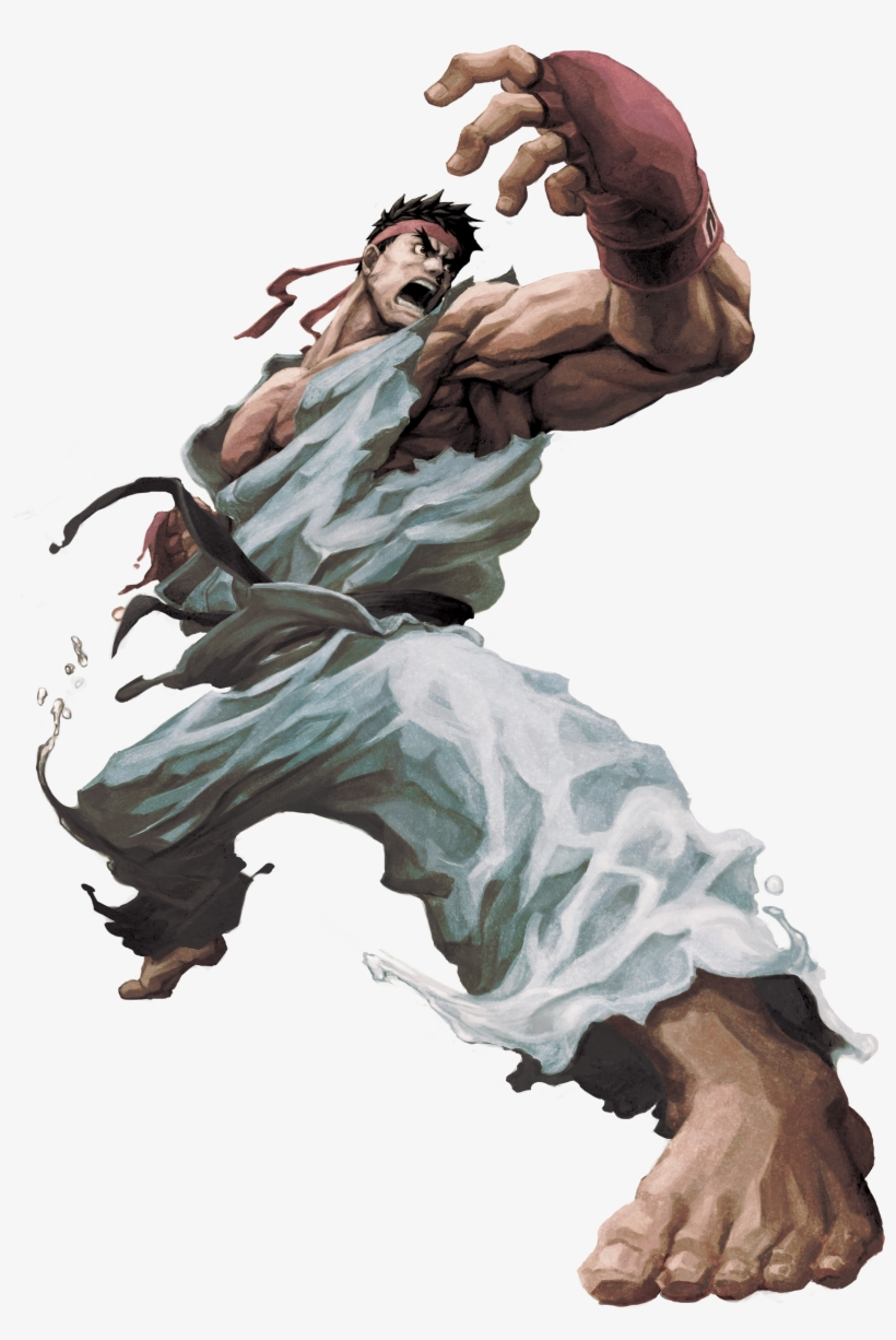 Ryu - Street Fighter X Ryu, transparent png #1932430