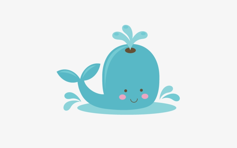 Png Freeuse Library Collection Of High Quality Free - Cute Whale Png, transparent png #1932690