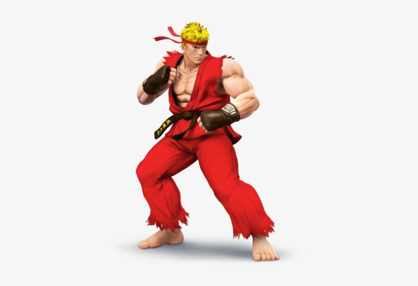 Image Ryu Ken Png Fantendo Nintendo Fanon Wiki Fandom - Ryu Smash Ultimate Color Palette, transparent png #1932691