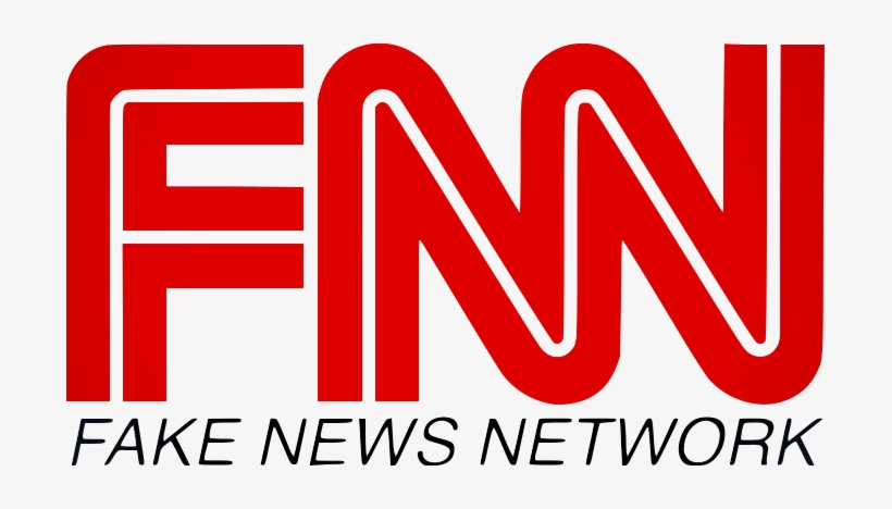 Transparent News Png Free Logo - Download Pngkey Fake Cnn