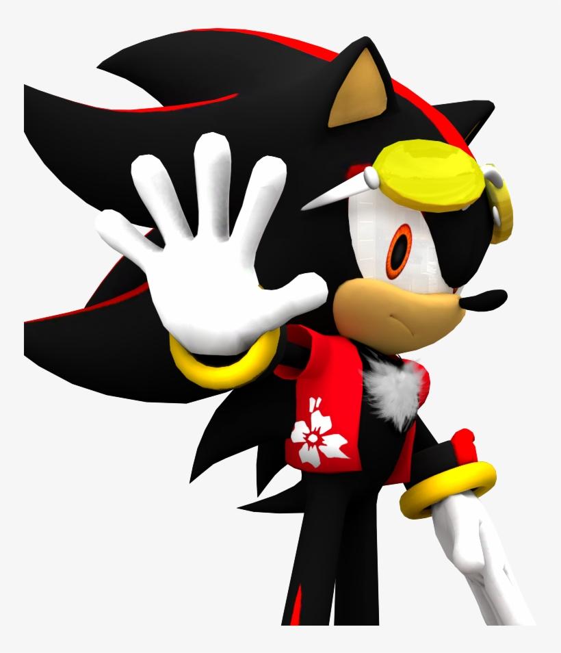 Gambar Sonic Boom - Shadow The Hedgehog Sunglasses - Free