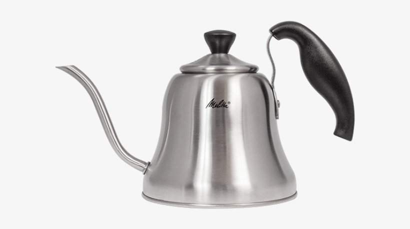 Water Pour Over Kettle 0,7l - Melitta Manual Water Kettle 6761026, transparent png #1935378
