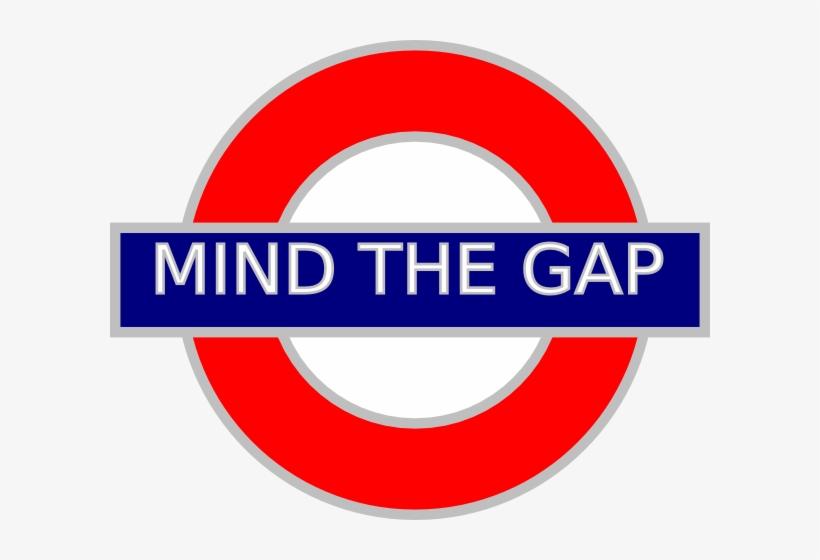 Mind The Gap Sign Free Transparent Png Download Pngkey