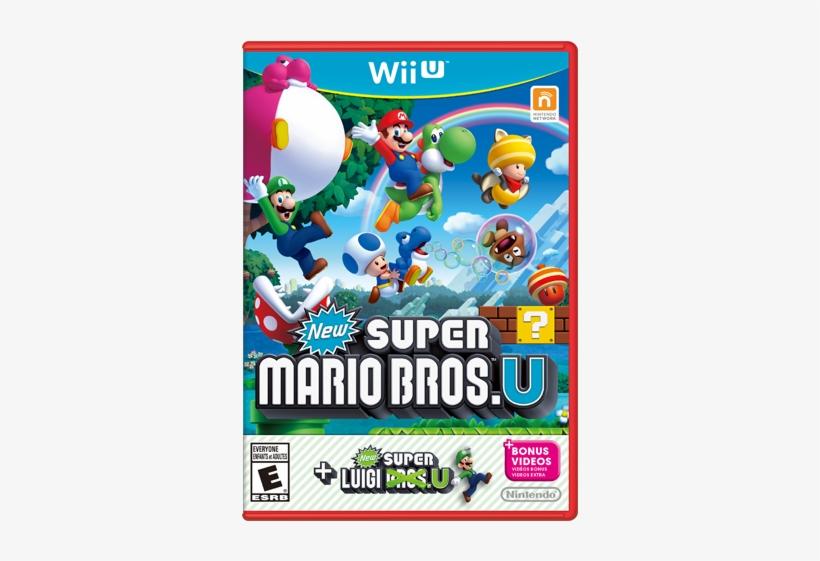 New Super Mario Bros - New Super Mario Bros U New Super Luigi U, transparent png #1939747