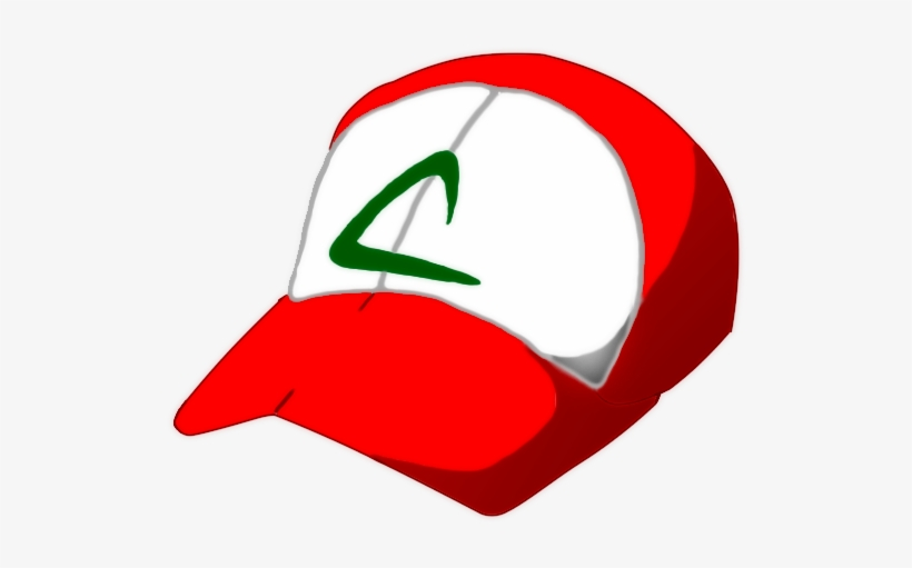 Get That ************* Hat - Pokemon Trainer Hat Png, transparent png #1940063