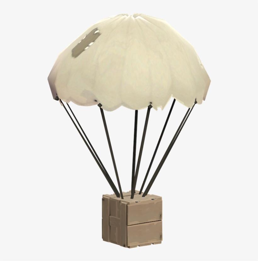 Parachute Crate Png, transparent png #1940277