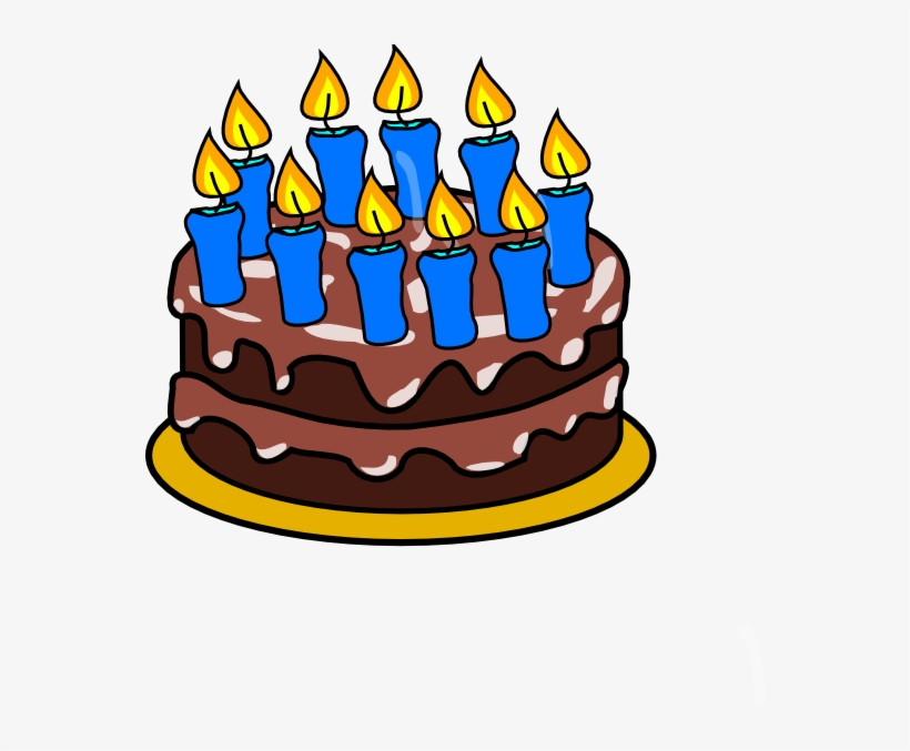 How To Set Use 10th Birthday Cake Icon Png Free Transparent Png