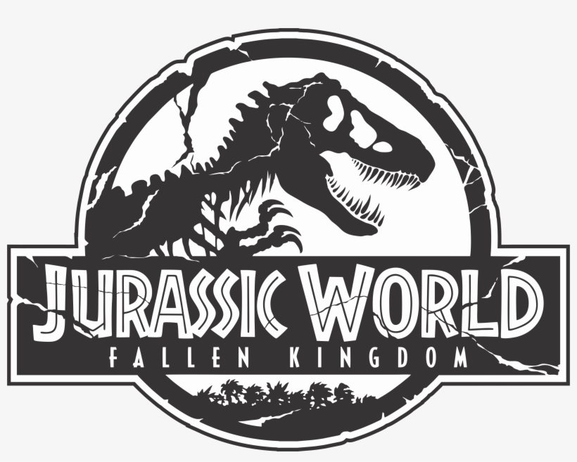 Jurassic World Fallen Kingdom Logo Png Vector - Jurassic World Logo Png, transparent png #1942775