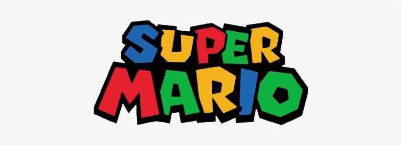 Super Mario Logo Png - Nintendo Supermario Amiibo Toad For Wiiu, transparent png #1943378