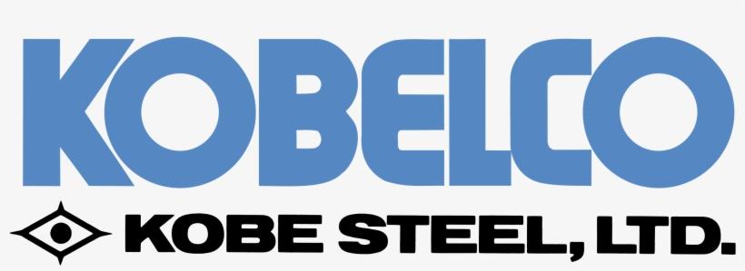 Kobelco Logo Png Transparent - Kobe Steel Ltd Logo, transparent png #1948652