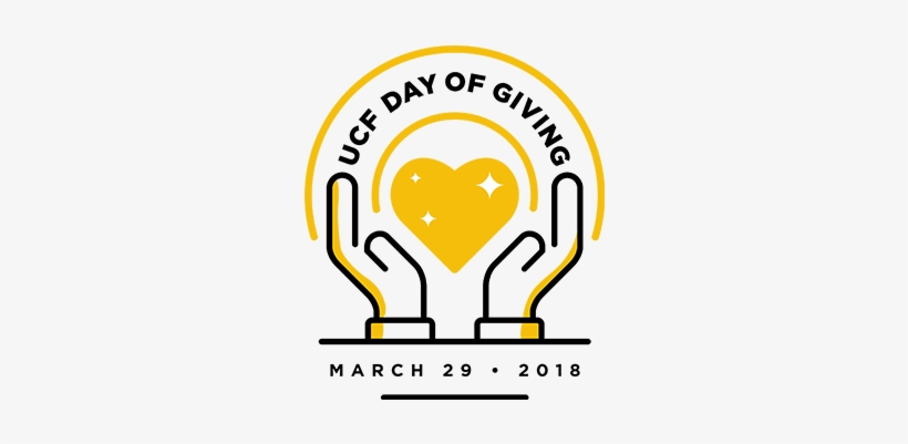 Ucf Day Of Giving - University Of Central Florida, transparent png #1949833