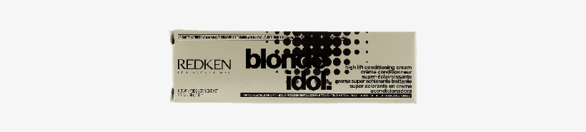 Redken Blonde Idol Conditioning Cream Base 5-7 Blue - Redken Blonde Idol High Lift Cream Color Violet 2 Oz, transparent png #1951258