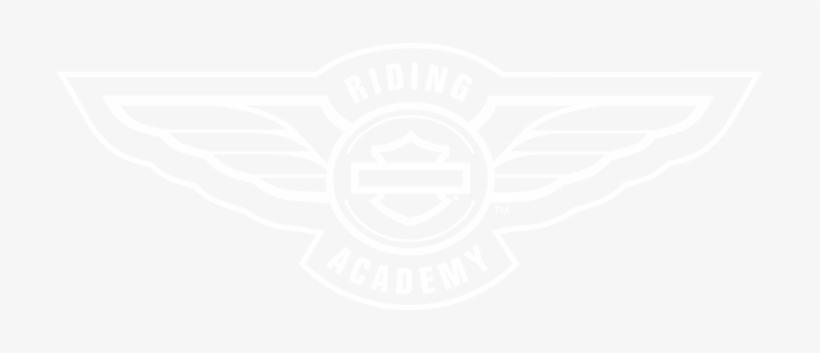 Hdra-logo - Harley Davidson Riding Academy Logo, transparent png #1951569