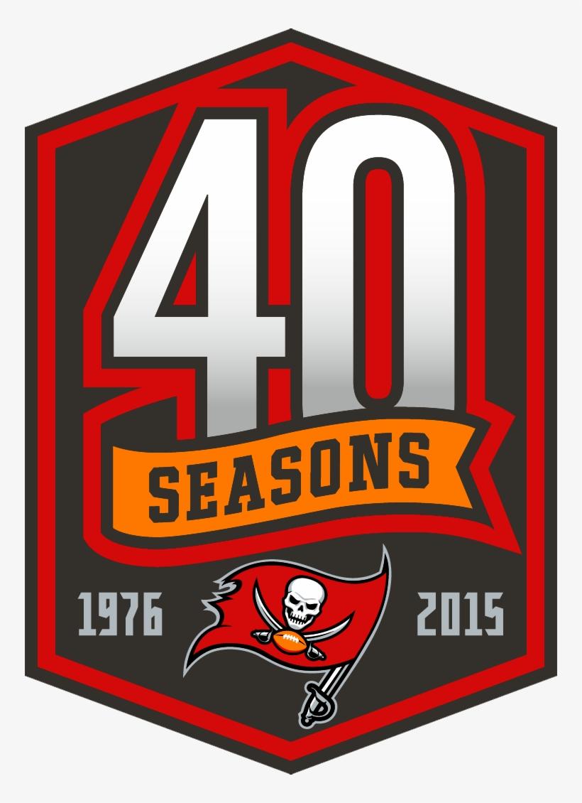 Logo Tampa Bay Buccaneers 2015 - Tampa Bay Buccaneers Patches, transparent png #1951818