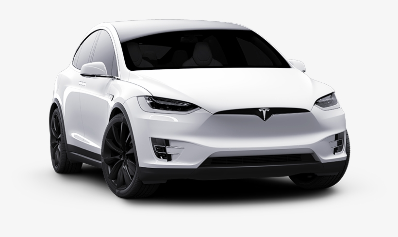Tesla Png - Tesla Model X Png, transparent png #1956526