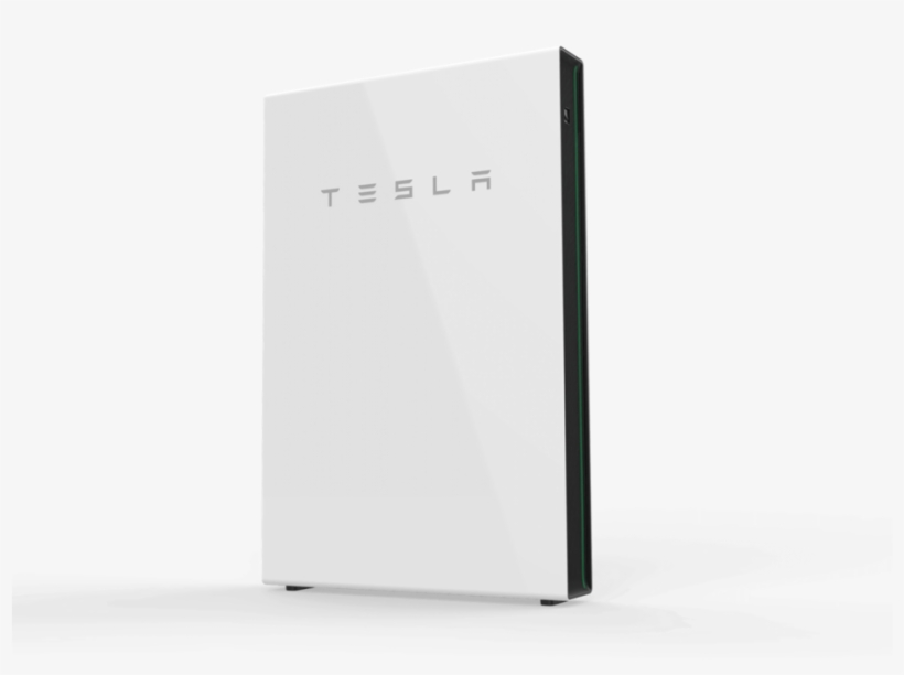 Tesla Steps In, Helps Southern California Power Grid - Tesla Powerwall 2 Png, transparent png #1957783