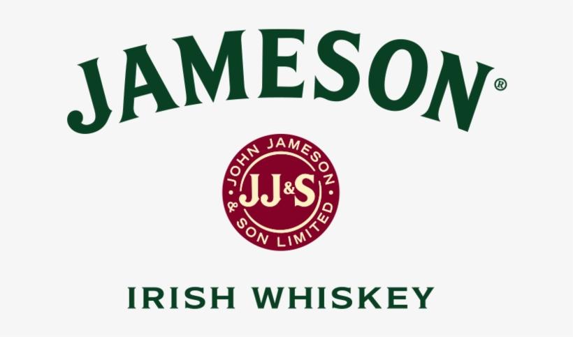 Logo - Jameson Irish Whiskey, transparent png #1958262