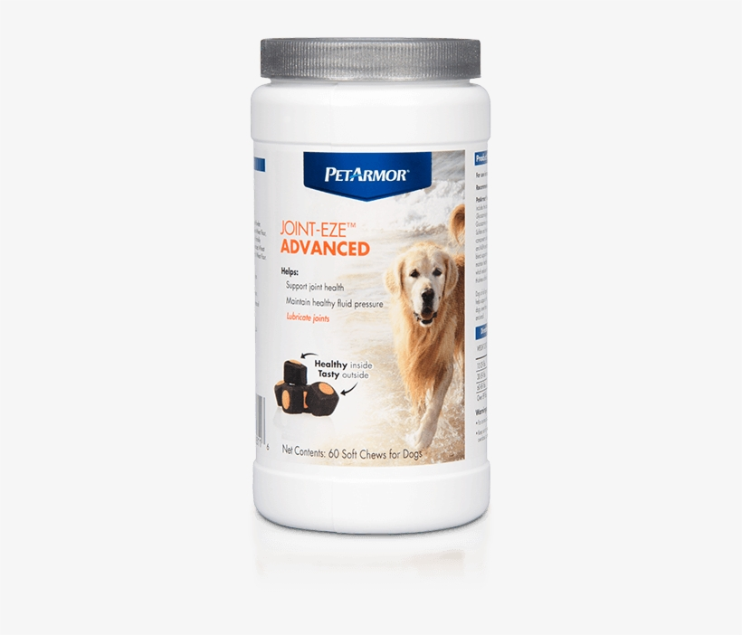 Petarmor Joint-eze Advanced For Dogs, transparent png #1958285