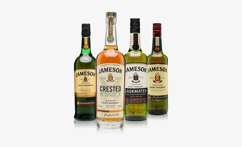 See The Full Range - Jameson Crested Blended Irish Whiskey, transparent png #1958692