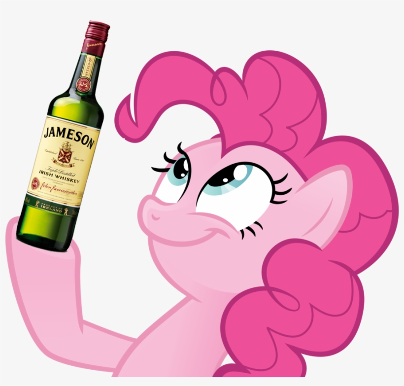 Alcohol, Booze, Jameson, Look What Pinkie Found, Pinkie - Jameson Blended Irish Whiskey 70cl, transparent png #1959308