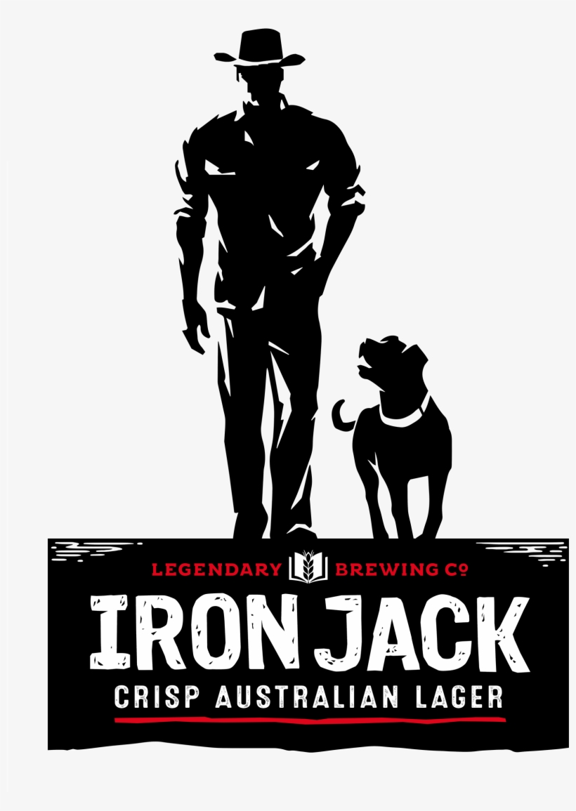 Image Is Not Available - Iron Jack Full Strength, transparent png #1960578