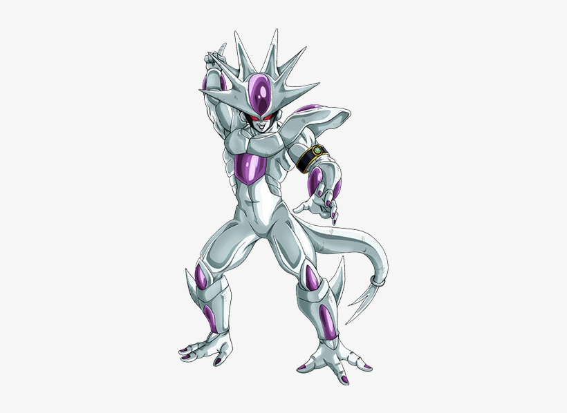 Fourth Transformation Dragon Ball Wiki Fandom Powered - Cooler And Janemba Fusion, transparent png #1960787