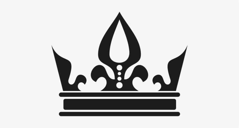 Black Crown Vector Free Transparent Png Download Pngkey