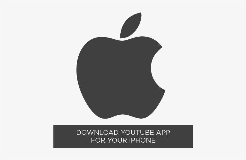 Youtube Button-01 - Apple Music Vector Logo, transparent png #1963354
