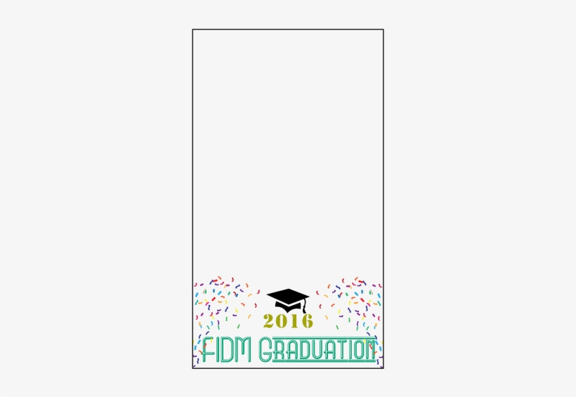 When You Enter Inside The Staples Center On June 20, - Graduation Snapchat Geofilter Png, transparent png #1964314